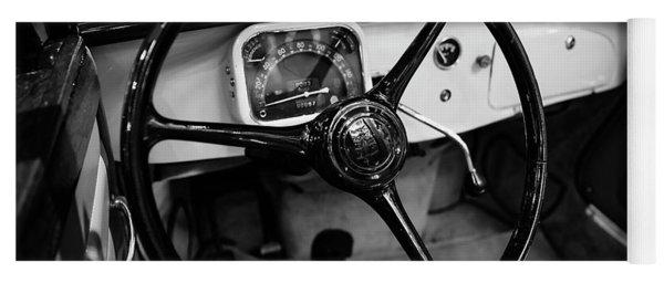 1936 Citroen Roadster Yoga Mat