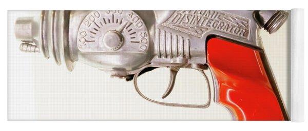 1950s Science Fiction Hubley Atomic Disintegrator Gun R1068 Yoga Mat
