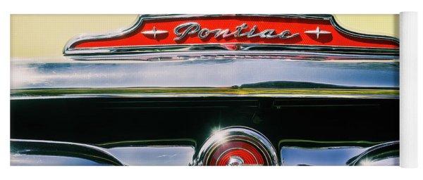 1953 Pontiac Grille Yoga Mat