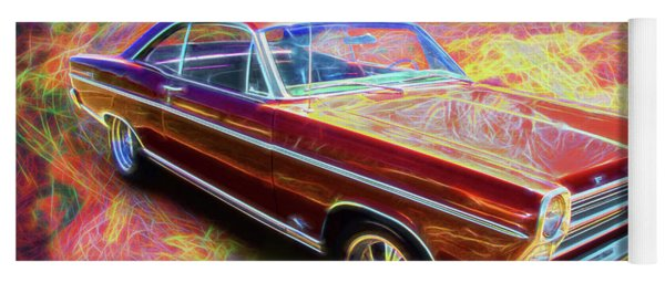 1966 Ford Fairlane Yoga Mat