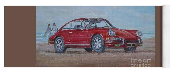 1968 Porsche 911 2.0 S Yoga Mat