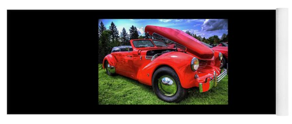 1969 Cord Automobile Yoga Mat