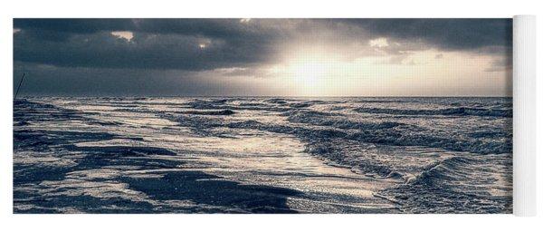 Atlantic Ocean Sunrise Yoga Mat