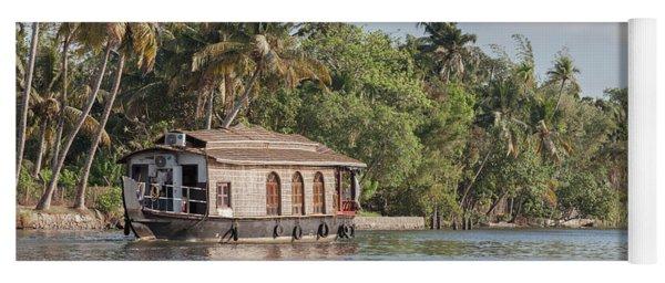 Backwaters Of Kerala Yoga Mat