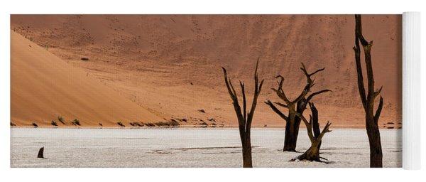 Deadvlei Desert Yoga Mat