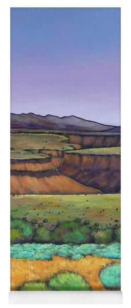 Desert Gorge Yoga Mat