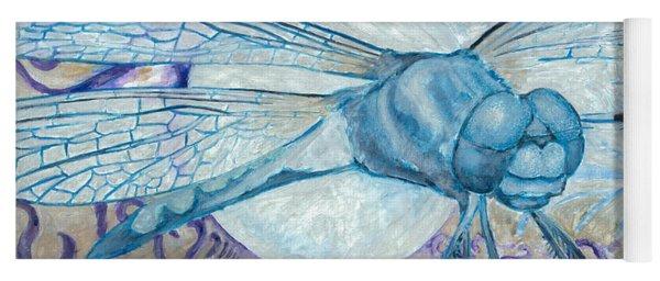 Dragonfly Moon Yoga Mat