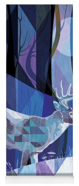 Ghost Walker Yoga Mat