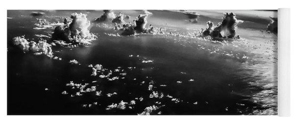 Islands In The Sky Yoga Mat