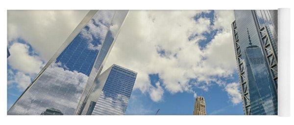 Liberty Tower Yoga Mat