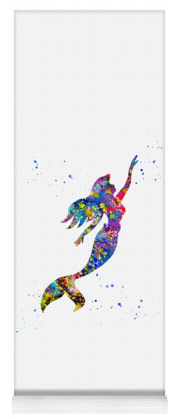 Princess Ariel Yoga Mat