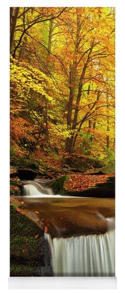 River Rapid Yoga Mat