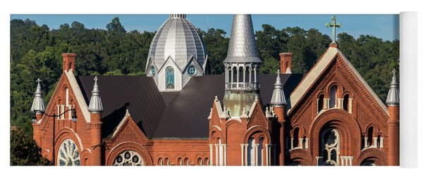 Sacred Heart Cultural Center - Augusta Ga Yoga Mat