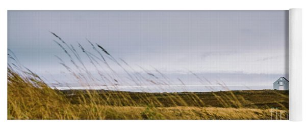 Beautiful Panoramic Photos Of Icelandic Landscapes That Transmit Beauty And Tranquility. Yoga Mat