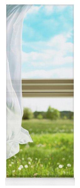 Open Window Yoga Mat