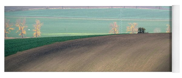 Autumn In South Moravia 5 Yoga Mat