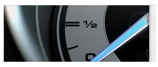 Petrol Gage Empty Yoga Mat