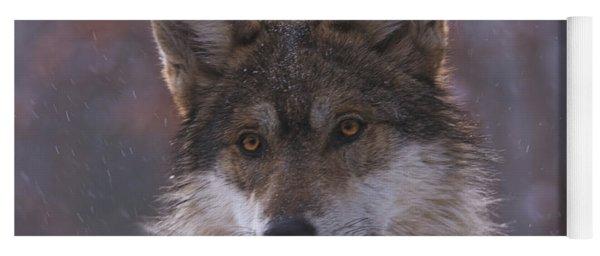 Wolf Yoga Mat