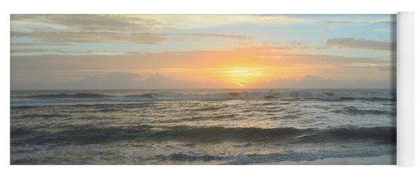 9/17/18 Obx Sunrise  Yoga Mat