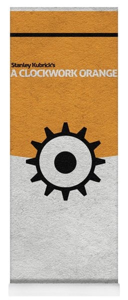 A Clockwork Orange Yoga Mat