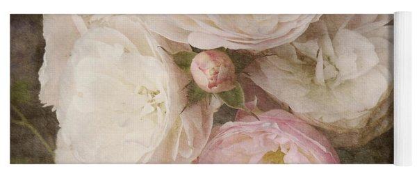 A Kiss From A Rose  Yoga Mat