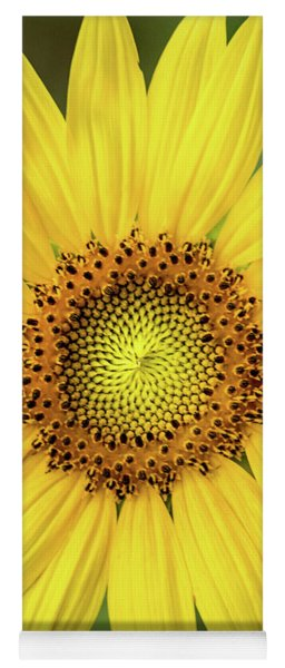 A Perfect Sunflower Yoga Mat
