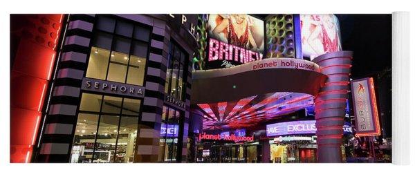 A Planet Hollywood Las Vegas Resort And Casino Yoga Mat
