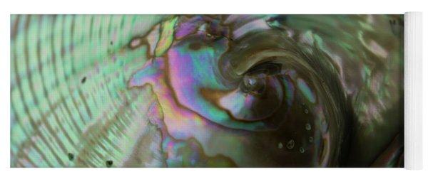 Abalone_shell_9903 Yoga Mat