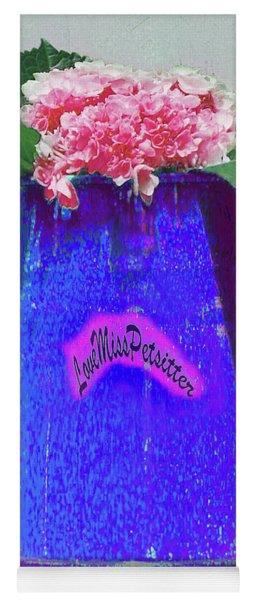 Abstract Floral Art 344 Yoga Mat