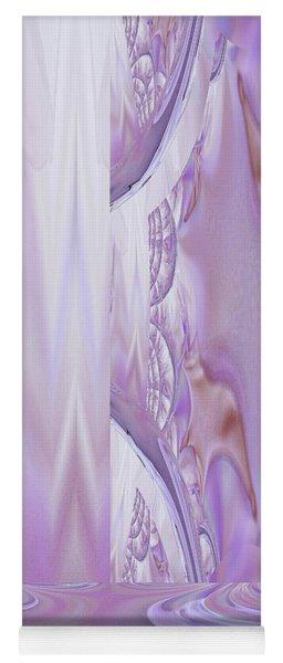 Liquid Lavender Yoga Mat
