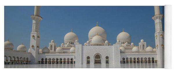 Abu Dhabi 2 Yoga Mat