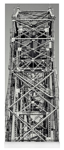 Aerial Lift Bridge-duluth, Mn Yoga Mat