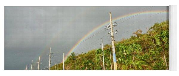 Aguadilla Rainbow Yoga Mat