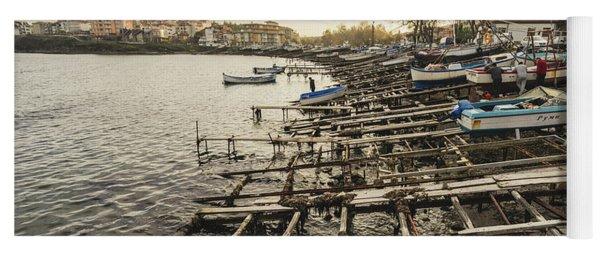 Ahtopol Fishing Town Yoga Mat