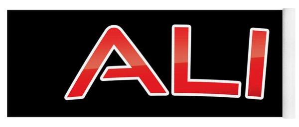 Ali Yoga Mat