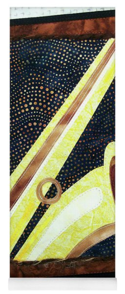 All That Jazz Saxophone Yoga Mat
