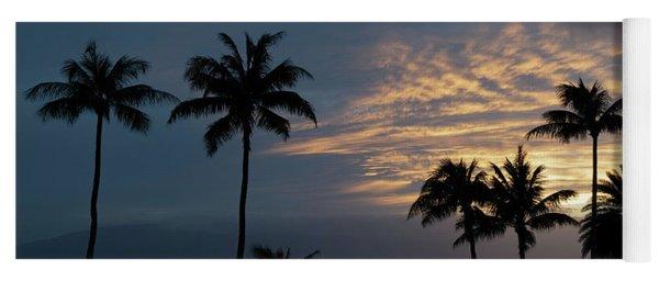 Aloha And Goodbye Yoga Mat