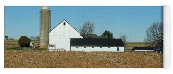 Amish Farm Days Yoga Mat