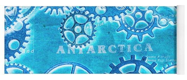 Ancient Antarctic Technology Yoga Mat