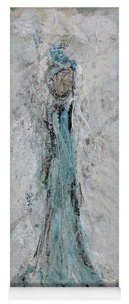 Angel Of Faith Yoga Mat