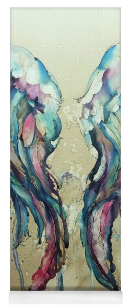 Angel Wings Yoga Mat