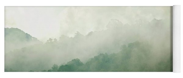 Appalachian Mist Yoga Mat
