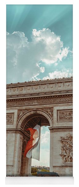 Arc De Triomphe - World Cup 2018 Yoga Mat
