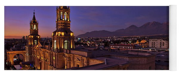 Arequipa Is Peru Best Kept Travel Secret Yoga Mat