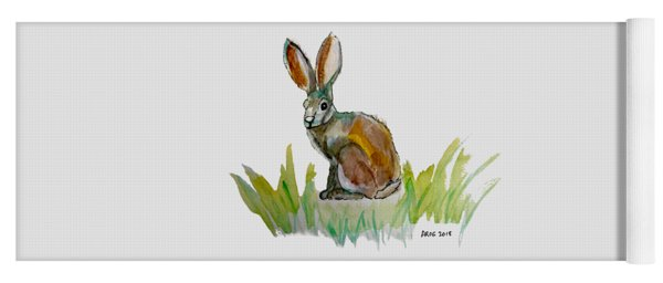Arogs Rabbit Yoga Mat