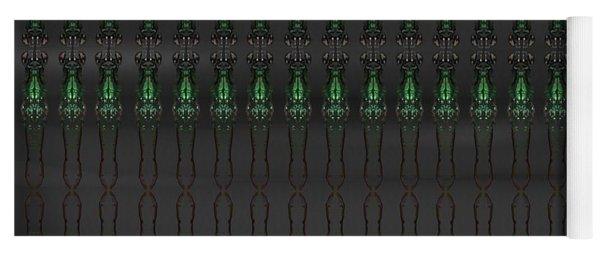 Art Deco Design 10 Yoga Mat