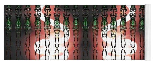 Art Deco Design 12 Yoga Mat