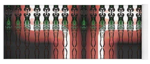 Art Deco Design 13 Yoga Mat