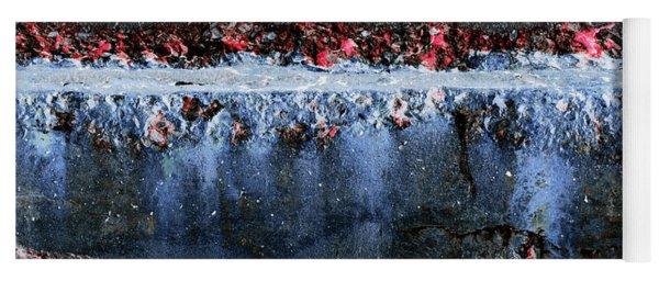 Yoga Mat featuring the photograph Art Print Abstract 16 by Harry Gruenert