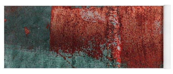 Yoga Mat featuring the photograph Art Print Abstract 28 by Harry Gruenert